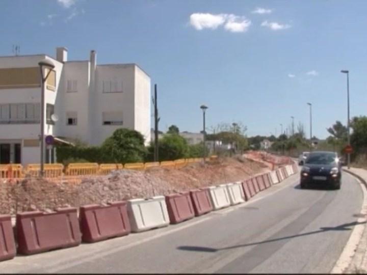 20/06 El PP denúncia les obres de Cala de Bou en plena temporada turística