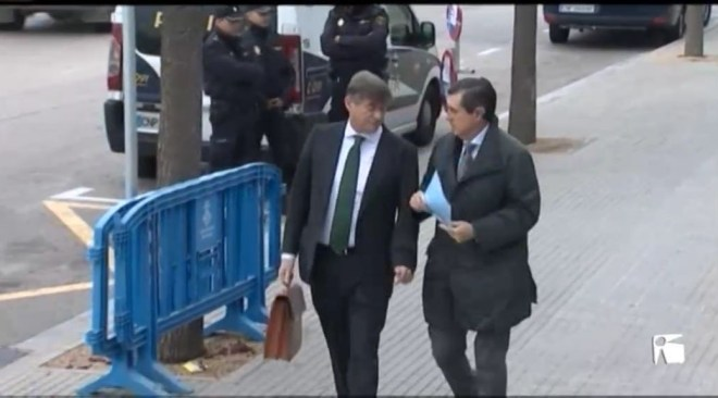 13/06 Jaume Matas haurà de tornar a la presó en els pròxims dies.