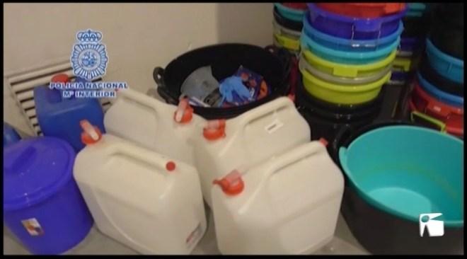 02/07 Un resident a Eivissa detingut a Bulgària per distribuir estupefaents i cocaïna per la península i Països Baixos