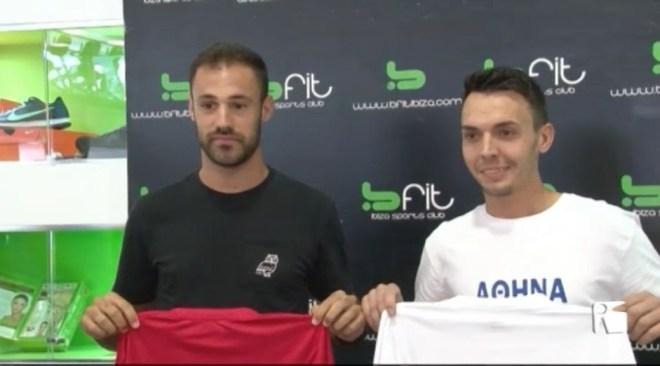 03/07 El CD Ibiza fitxa Ramos, Zurdo i Enric Tarrés