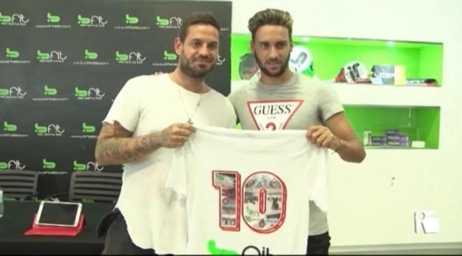 12/07 El CD Eivissa anuncia els fitxatges d'Ortiz, Jorge Devesa i Cristian Terán