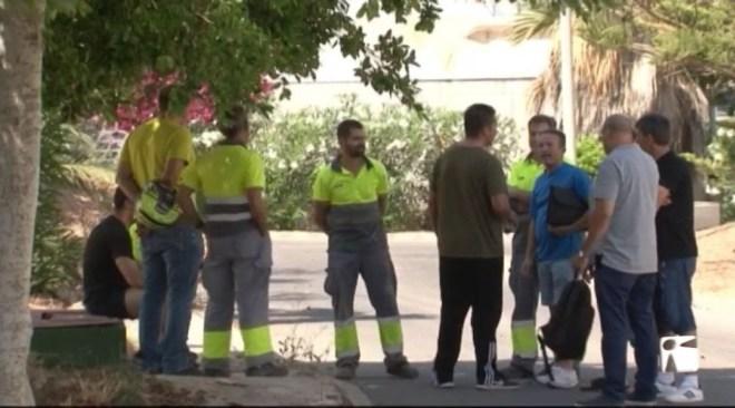 18/07 Els treballadors de les depuradores de Vila, Sant Antoni i Cala Tarida aniran a la vaga