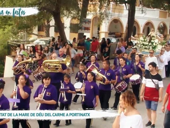 18/07 Eivissa en Festes – Festivitat de la mare de Déu del Carme a Portinatx