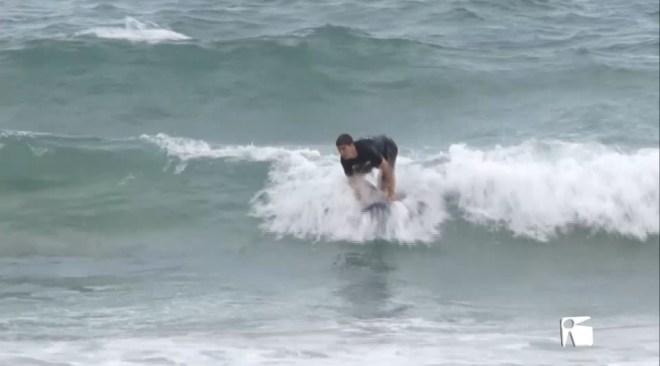 12/09 Surf a Cala Nova