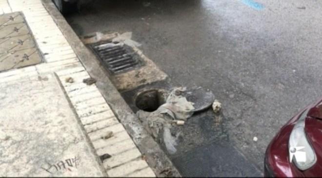 29/10 El centre de vila va estar durant 2 hores ple d'excrements per vessaments d'aigües fecals
