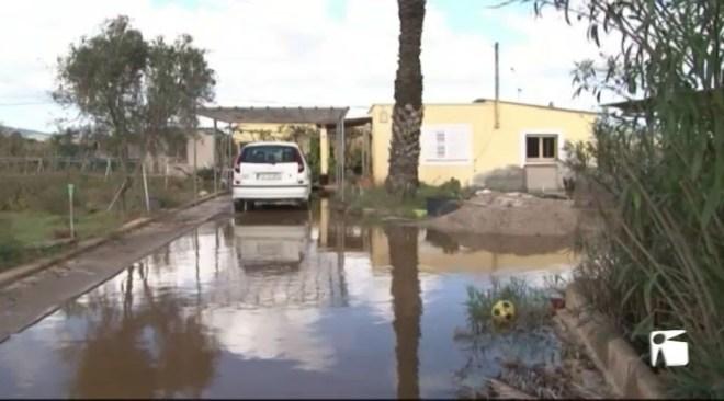 30/10 Ses Feixes continuen inundades