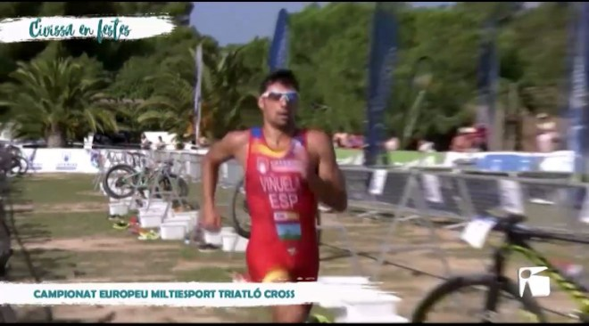 26/10/2018 Eivissa en Festes -  Campionat multiesport triatlò cross