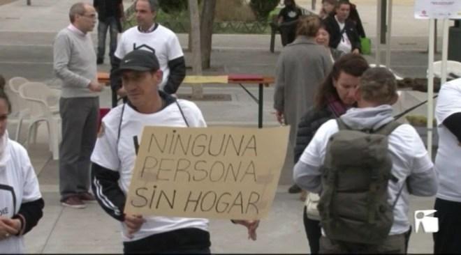 """22/11 """"Persones sense sostre: tan a prop tan lluny"""""""