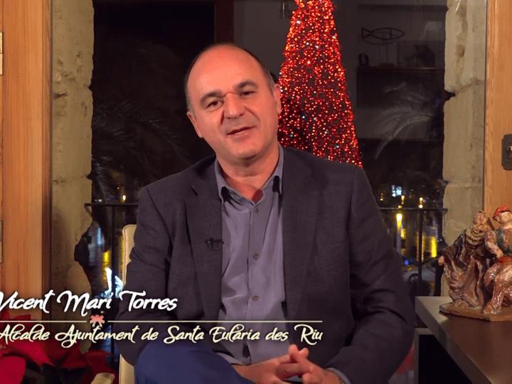 Vicent Marí Torres – Missatge de Nadal 2018