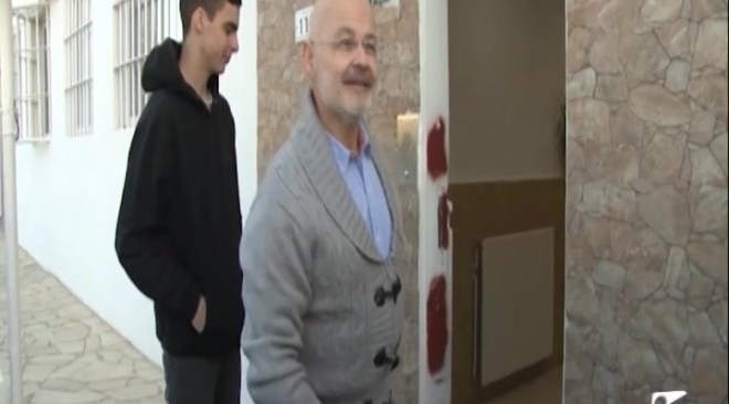 07/01 José Juan Cardona torna a presó després de gaudir de dos dies de permís