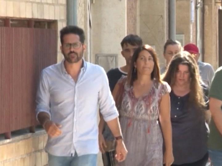21/01 El jutge ha decidit obrir judici oral contra Aída Alcaraz