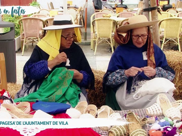 28/12 Eivissa en Festes: Xacota pagesa  de l'Ajuntament de Vila