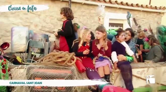 06/03 Eivissa en festes - Carnaval de Sant Joan