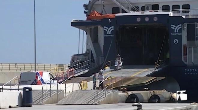 08/03/2019 Contents amb la limitació de vehicles a Formentera