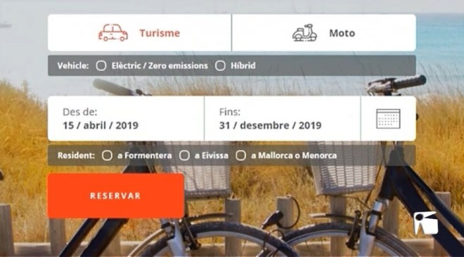 15/04/2019 Comencen les reserves a Formentera.eco