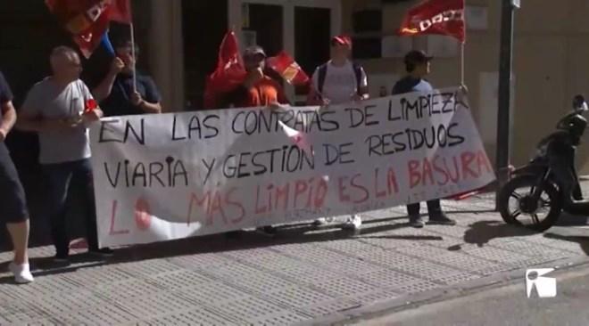 16/05/2019 El 24 de juny el treballadors de Ca Na Putxa inicia una vaga indefinida