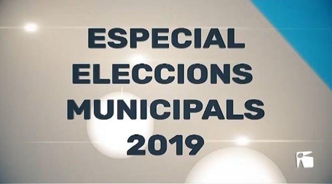 09/05/2019 la TEF ha organitzat set debats amb els candidats als Ajuntaments i els Consells.
