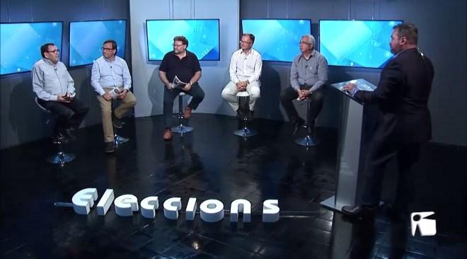 14/05 Especial Debat candidats a l'Ajuntament de Sant Josep