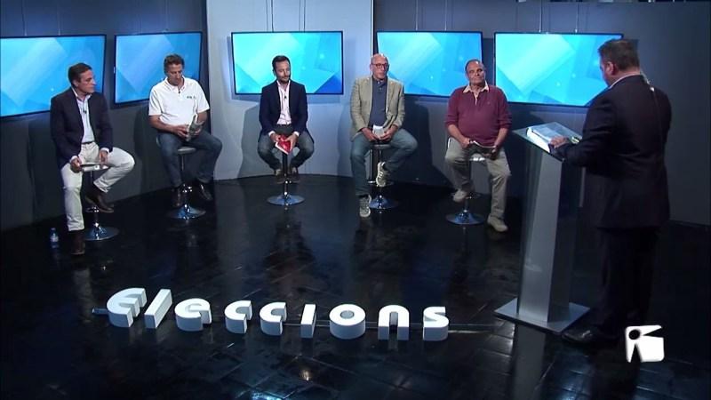 21/05 Especial Debat candidats a l'Ajuntament d'Eivissa