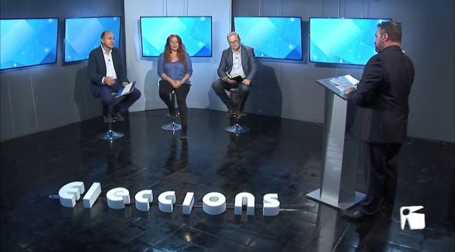 22/05 Especial Debat candidats al Consell d'Eivissa