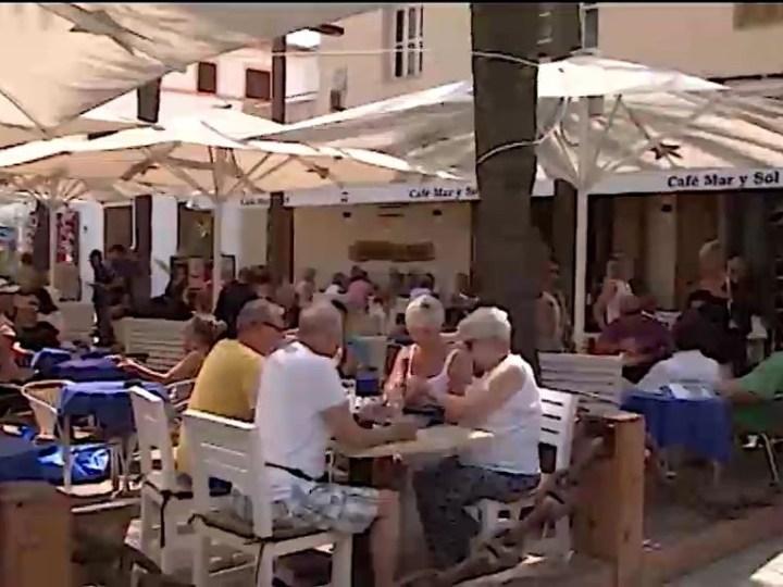 19/06/2019 El turisme massiu ja forma part del dia a dia de les Pitiüses