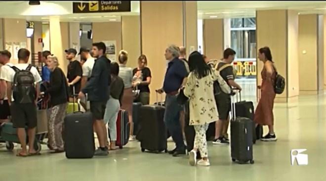 26/06/2019 Caiguda generalitzada de les places aèries