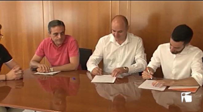 04/07/2019 El PP i Ciutadans tanquen el seu pacte de govern