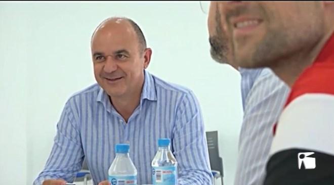 04/07/2019 Es perfilen les àrees del nou equip de govern al Consell d'Eivissa