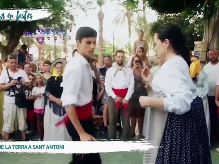 19/08/2019 Eivissa en Festes – Festa de la Terra a Sant Antoni