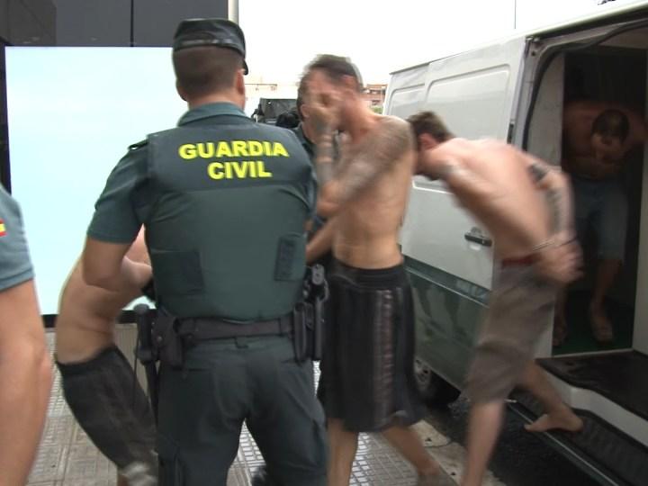 27/08/2019 En llibertat amb càrrecs