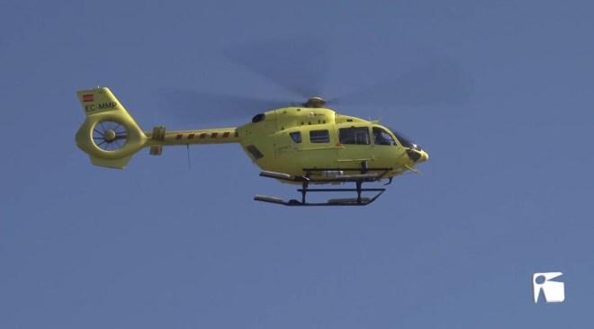 28/10/2019 La concessionària del servei aeri d'urgències trigarà mesos en complir les clàusules del contracte, segons alerten els sindicats mèdics
