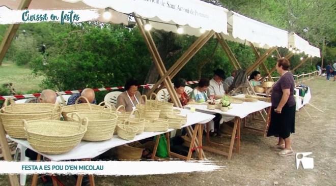 13/10 Eivissa en Festes - Ballada a es Pou d'en Micolau