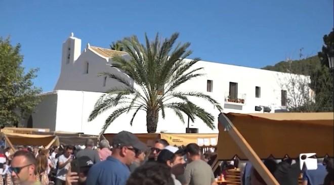 28/10/2019 La Fira del Calamar reparteix unes 13.000 racions de menjar