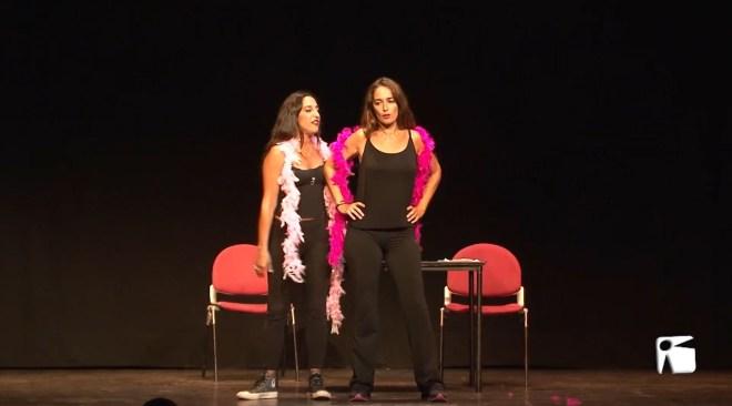 09/10/2019 Teatre contra les drogues i la violència