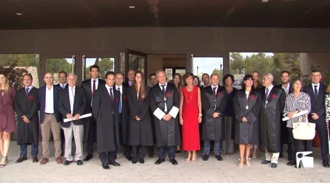 18/10/2019 Festa del Col·legi d'advocats a Eivissa