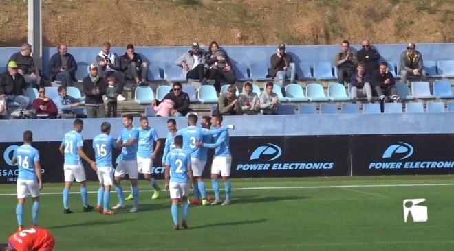 18/11/2019 Victòries de la UD Eivissa i la Penya Esportiva
