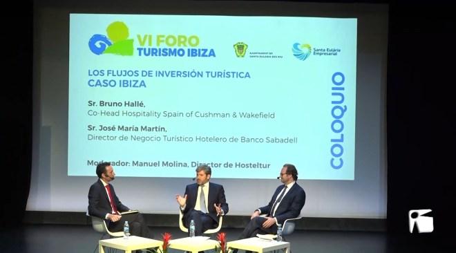 21/11/2019 Estudi de noves estratègies de mercat al VI Fòrum de Turisme d'Eivissa