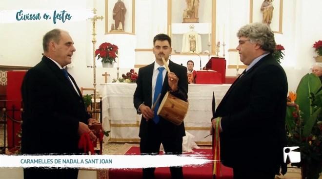 26/12/2019 Eivissa en Festes - Caramelles de Nadal a Sant Joan