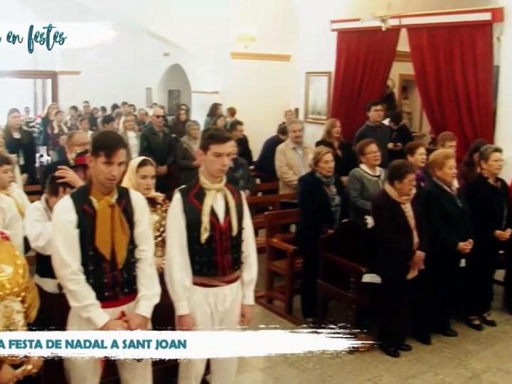 26/12/2019 Eivissa en Festes – Mitjana festa de Nadal a Sant Joan