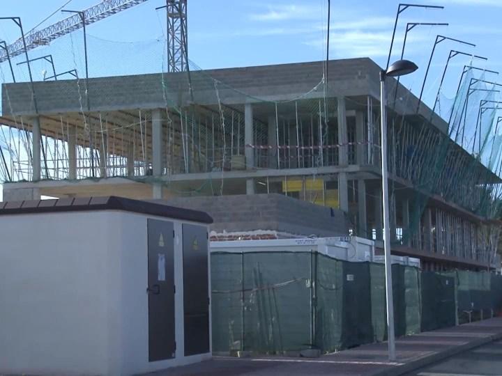 11/12 El CEIP Ses Planes es podrà inaugurar al setembre de 2020 si no hi ha imprevistos