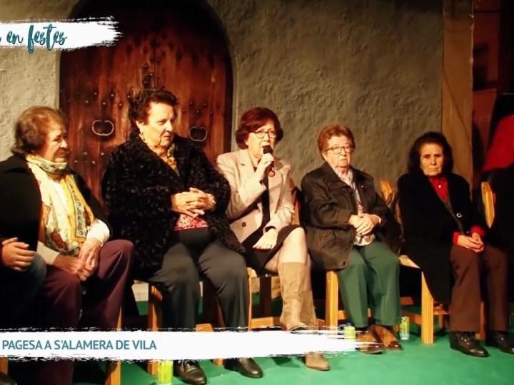 28/12/2019 Eivissa en Festes – Xacota pagesa a s'Alamera de Vila