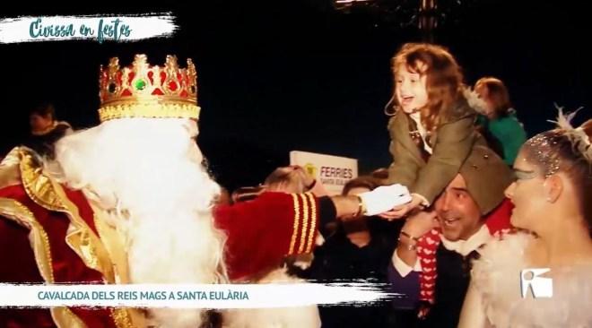 05/01/2020 Eivissa en Festes - Cavalcada dels Reis Mags a Santa Eulària des Riu