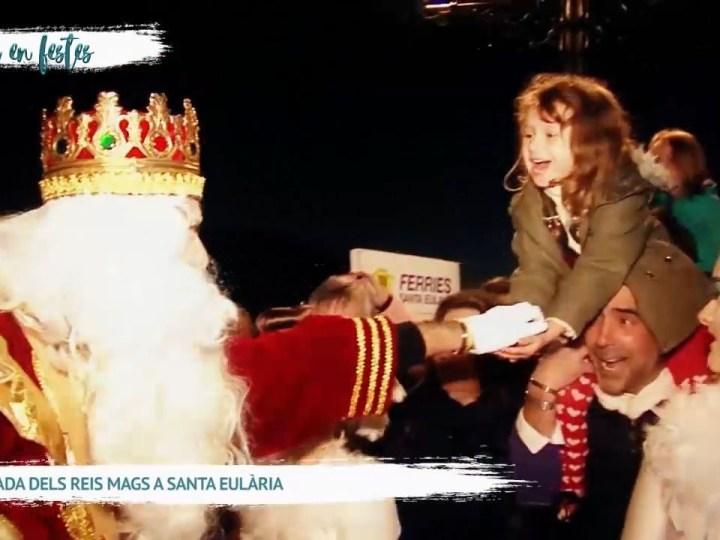 05/01/2020 Eivissa en Festes – Cavalcada dels Reis Mags a Santa Eulària des Riu