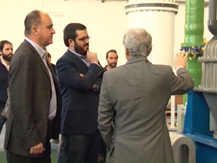 28/01/2020 El Govern pagarà el sobrecost de la dessaladora