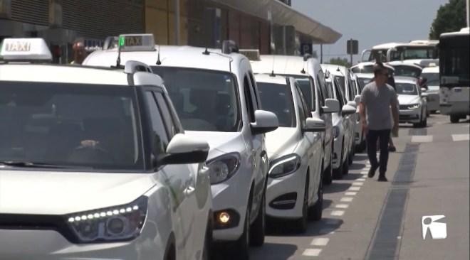 28/01/2020 El Consell d'Eivissa vol que els taxistes vagin uniformats