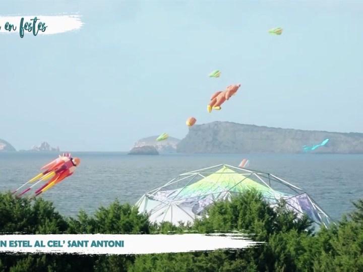 26/01 Eivissa en Festes – 'Posa un estel al cel' Sant Antoni