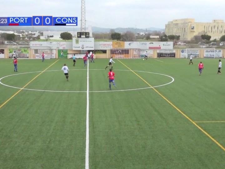 16/02 Futbol: SD Portmany – CE Constància