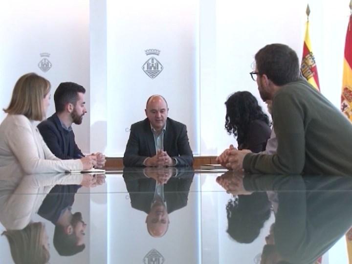 12/03/2020 Negocien el projecte de parc tecnològic a Eivissa