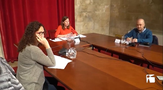 16/03/2020 Vicent Marí demana que tanquin el port i l'aeroport