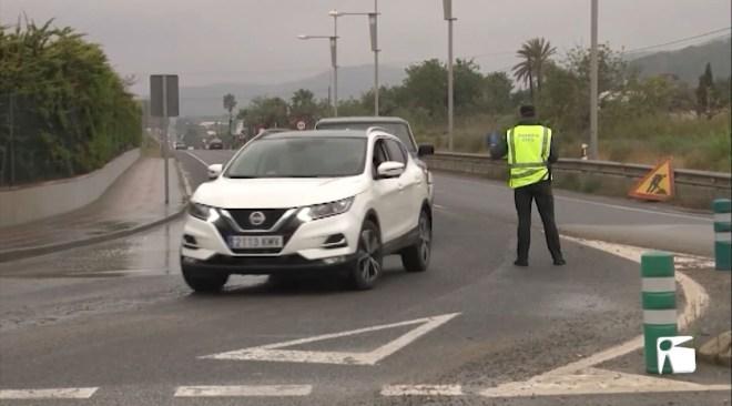 17/03/2020 Més vigilància policial al carrer per l'estat d'alarma